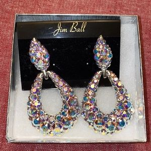 Jim Ball earrings